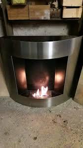 ethanolkamin kamin feuer ofen edelstahlkamin fürs wohnzimmer