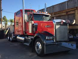 100 Straight Trucks For Sale With Sleeper 1995 Kenworth W900 Studio ELD Exempt Truck S Long
