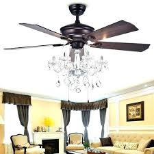 Crystal Chandelier Ceiling Fan And Combo Online With Regard To Ceili