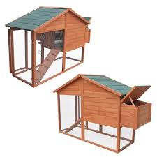 KCT Malaga Extra Large Chicken Coop With Run Pisces Christmas Gift Ideas