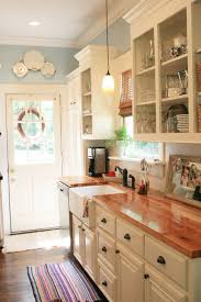 23 Rustic Country Kitchen Design Ideas To Jump Start Your Next Remodel Butcher Block
