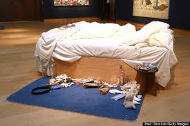 Tracey Emin My Bed by 21 Last Minute Costumes For The High Brow Halloween Crowd Huffpost