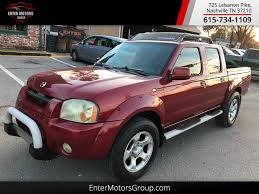 2004 Used Nissan Frontier 2WD SC Crew Cab V6 SuperCharger Automatic ...