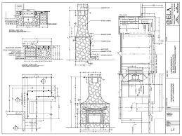 outdoor fireplace design plans  Backyard and yard design for village
