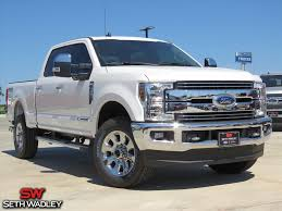 2019 Ford Super Duty F-250 SRW Lariat 4X4 Truck For Sale Perry OK ...