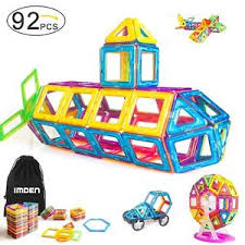 Picasso Magnetic Tiles Uk by Imden Magnetic Blocks Magnetic Building Set Magnetic Tiles