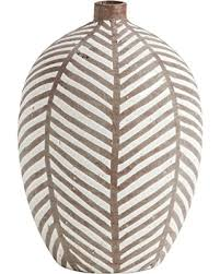 here s a great deal on mercana art decor 30958 vases brown