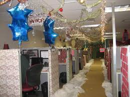 Cubicle Decoration Ideas In Office by Christmas Decorated Office Cubicles Hangzhouschool Info