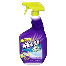 kaboom with oxiclean shower tub tile cleaner 32 oz target