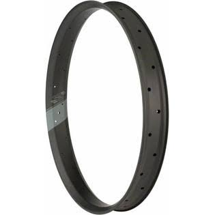 "Whisky Parts Co. No.9 70W 26"" Carbon Fat Rim"