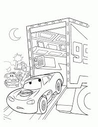 Free Printable Lightning Mcqueen Coloring Pages For Kids Best To Print Dami8