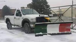 Ford Snow Plow Truck - F350 Workhorse, Plowing, Landscaping ...