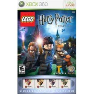 Lego Harry Potter Years 1-4 Collector Edition - Xbox 360