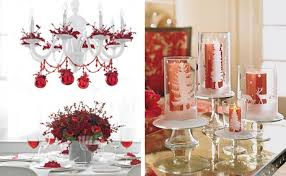 Table Decoration Ideas Christmas Party Room Decorating