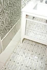 glass tile floor novic me