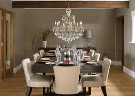 How Chandeliers Set The Tone In Your Dining Room