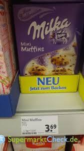 milka mini muffins backmischung bewertungen angebote preise