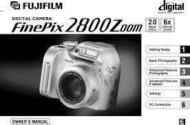 fuji chair manual fujifilm digital 2800 zoom user guide manualsonline