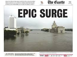 Another Flood For Cedar Rapids … | Blog: The Buttry Diary ...
