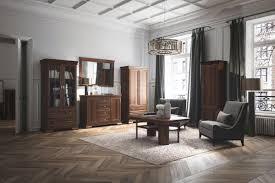 wohnzimmer einrichtung wohnzimmer komplett set e sentis 6 teilig farbe dunkelbraun