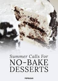 easy no bake dessert recipes easy no bake dessert recipes popsugar food