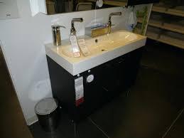 sinks trough bathroom sinks sink vanity top 48 with two faucets