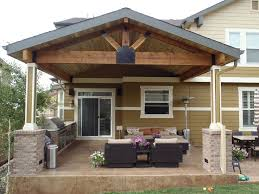 Best 25 Outdoor covered patios ideas on Pinterest