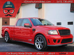2007 Ford F 150 Saleen S331 Types Of Ford F150 Saleen