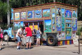 100 Snack Truck Todays Disney Photo Looking At Expedition Everest A GATOR IN