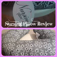 Nursing Pillow Review Get it for free with promo code