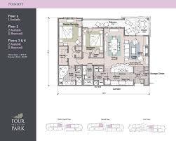 5x8 Bathroom Floor Plan by Four Fifty Park Floorplans Greenville Sc