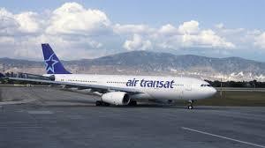 les passagers du vol glasgow toronto d air transat seront