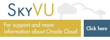 Oracle Cloud SkyVU