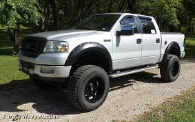 2005 Ford F150 Lifted Silver – Mailordernet.info
