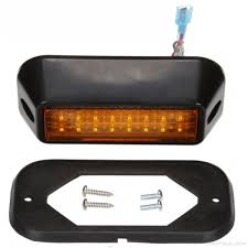 Truck-Lite-Truck-Lite 16 Diode Class II Yellow Rectangular LED ... Flashing Led Lights For Trucks And 4 Inch Round Strobe Whosale Remote Controlled Led Light Kit 3 Lamps 120 4pc 120w 4led Red Hideaway Set Xprite Buy 4x4 Watt Super Bright Hide Away12v Auto At 1 Car Emergency Warning Bars Deck Neewer 600w Battery Powered Outdoor Studio Flash Lighting 4in1 Eagle Eye White 12v Suv Fog 2016 Ford F150 Adds Builtin For Fleet Vehicles Lp3 Streamline Low Profile Federal Signal Strobe Kits 600 Lights And 30 Similar Items Truck Lamp