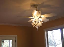 Shabby Chic White Ceiling Fans by Luxury Crystal Chandelier Ceiling Fan Combo Modern Ceiling