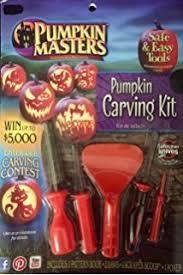 Pumpkin Masters Carving Patterns by Amazon Com Halloween Pumpkin Carving Kit Kids Merrymore 4