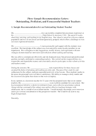 Free Letter Of Recommendation Templates Samples And Examples PDF