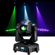 ADJ American DJ Focus Spot e Moving Head LED Light