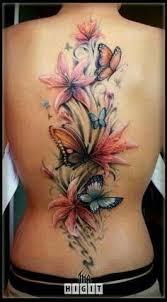 Lower Back Tattoo Cover Ups Before After