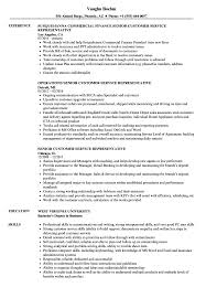 Senior Customer Service Representative Resume Samples ... Simple Customer Service Officer Resume Examples Cover Letter How To Write A Standout Cashier 2019 Guide Director Sample By Hiration Resume Manager Professional Airline Chessmuseum Objective Statement For Cv Job Filename Curriculum Vitae Tips Stunning Call Center 650838 Call Center 43 Jribescom Example And Writing