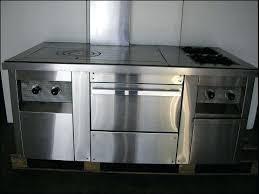 cuisine gaz piano cuisine gaz et induction cethosia me
