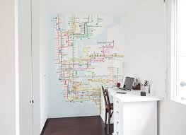tapisserie pour bureau papier peint original décoration murale en édition limitée