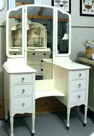 Makeup Table With Mirror Makeup Desk With Mirror And Lights Full