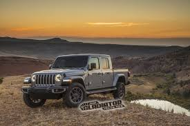 2020 Jeep Gladiator - This Is It, The Wrangler Pickup Truck You've ...