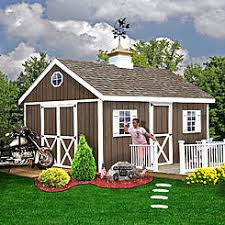 Wood Storage Sheds 10 X 20 by Garden Sheds Storage Buildings Kmart