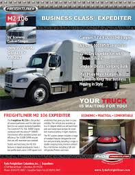 Expediters | Fyda Freightliner | Columbus, Ohio Pin By Ryan Johnson On Expeditor Truck Pinterest Used Sleepers For Sale In Mn 2007 Autocar W Heil 7000 28 Yd Automated Side Loader Intertional Box Van Trucks For Sale N Trailer Magazine 2014 Used Freightliner Cascadia Expeditorreefer At Premier Beverage Grain Silage Trucks Show Testimonial 2015 Business Class M2 112 Columbus Oh 5000952135 Wednesday March 22 Premats Part 2
