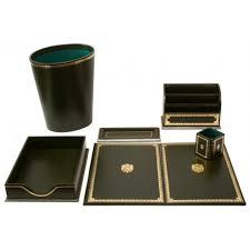 parure bureau ensemble parures de bureau 6 pièces ligne malmaison style empire