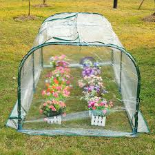 Amazon.com : Outsunny 01-0468 Portable Backyard Flower Garden ... Collection Picture Of A Green House Photos Free Home Designs Best 25 Greenhouse Ideas On Pinterest Solarium Room Trending Build A Diy Amazoncom Choice Products Sky1917 Walkin Tunnel The 10 Greenhouse Kits For Chemical Food Sre Small Greenhouse Backyard Christmas Ideas Residential Greenhouses Pool Cover 3 Ways To Heat Your For This Winter Pinteres Top 20 Ipirations And Their Costs Diy Design Latest Decor