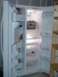 Kenmore Ice Maker Leaking Water On Floor by Why Is My Refrigerator Leaking Water Dengarden